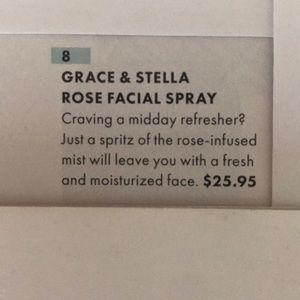 Grace & Stella Makeup - Rose Hydrating Spray!🌹🌹🌹